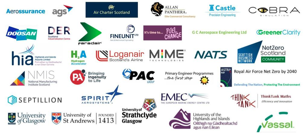 Supporting Team Scotland for Sustainable Aviation